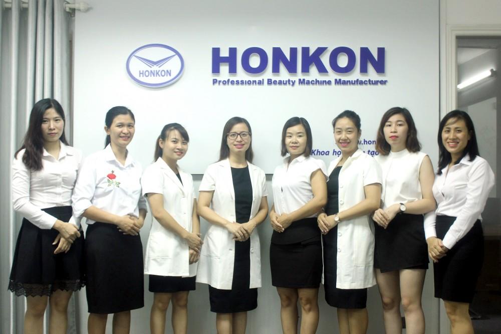 Honkon - tư vấn setup thiết bị thẩm mỹ ,thiết bị thẩm mỹ viện hàng đầu